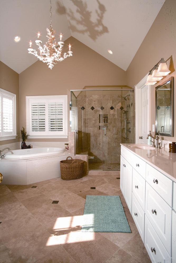 浴室装修效果图97