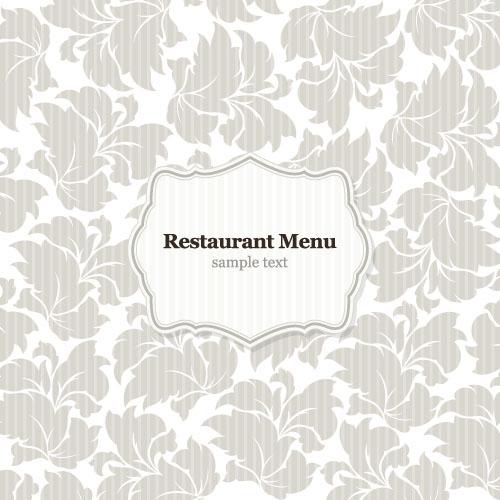 西餐厅,餐馆,酒楼,宾馆,酒店,菜谱,菜单模板,高档菜谱,欧式花纹,底纹图片