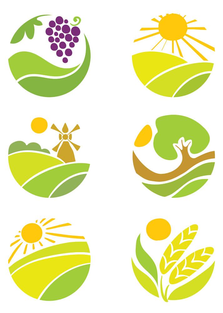 农业科技标志设计图片图片