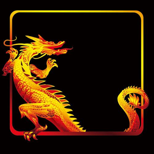 龙_中国龙素材图片