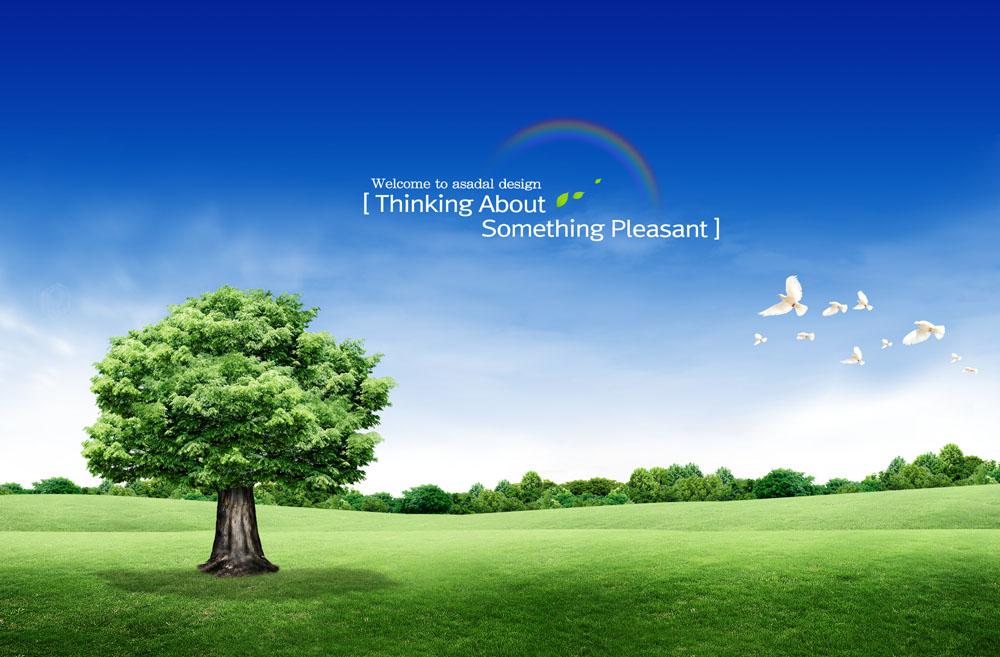 广告设计模板 海报设计 绿色,创意,清洁能源,绿色环保,环境保护,环保图片