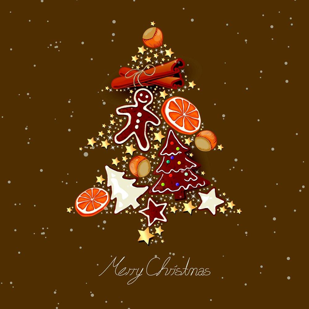 创意圣诞树图片图片