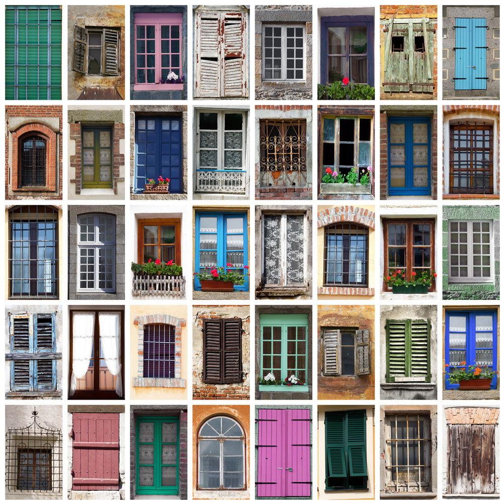 - Lamia porte e finestre ...