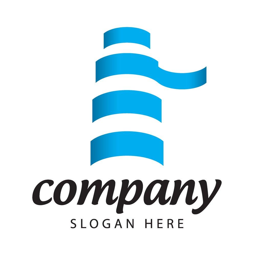 logo_灯塔logo设计图片