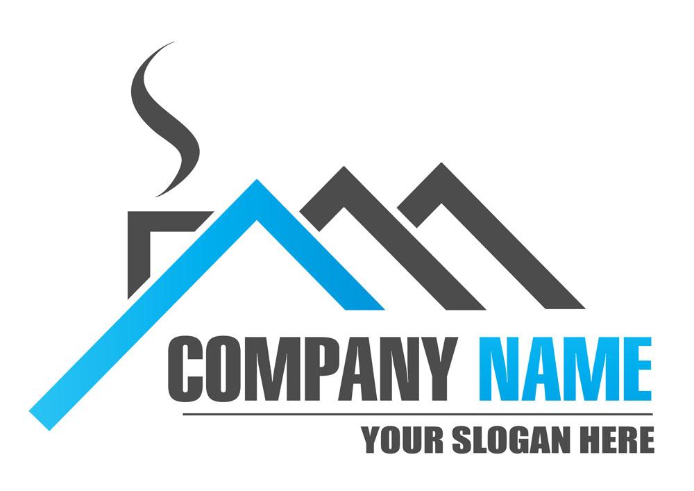 房子装修公司logo图片