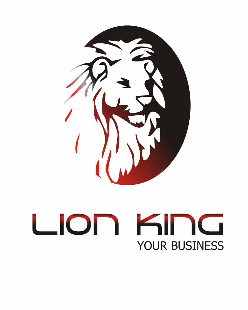 雄狮logo设计图片