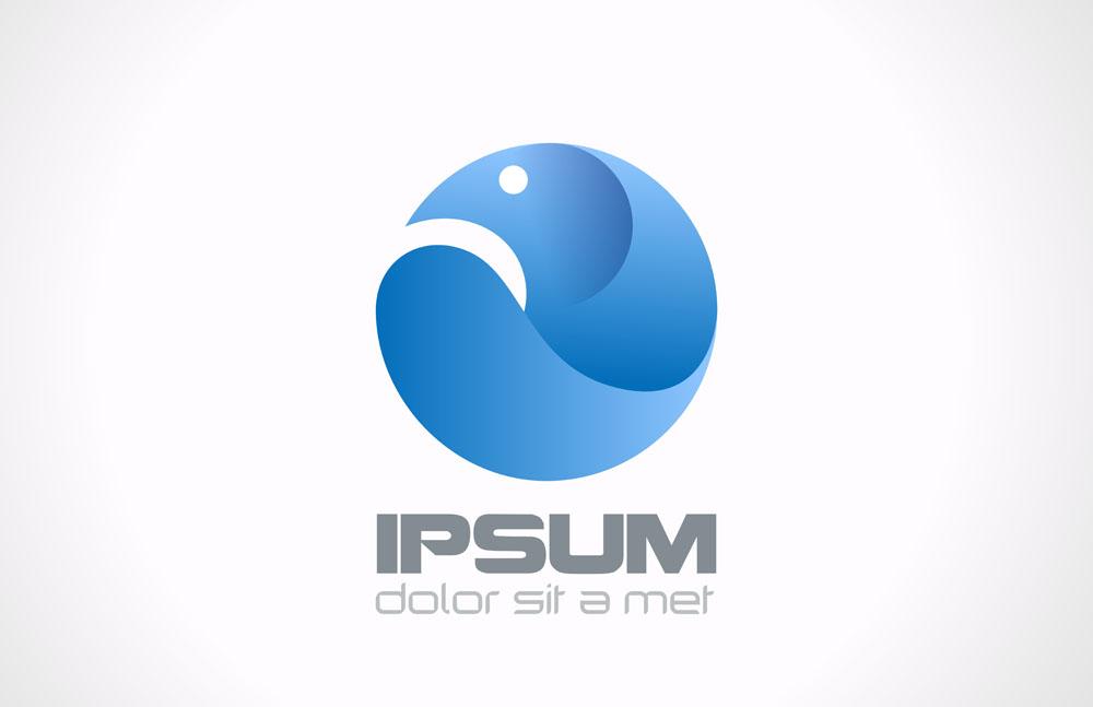 logo_太极logo设计图片
