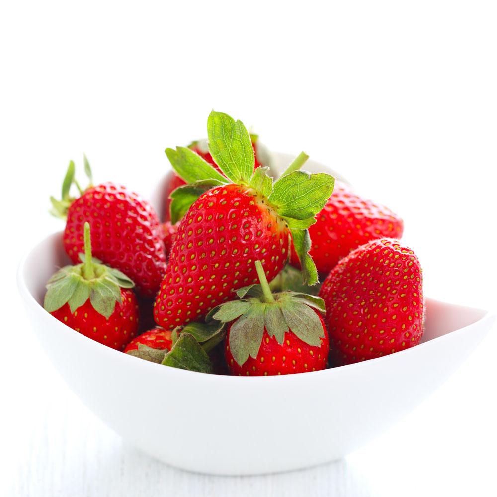 碗里的草莓图片图片