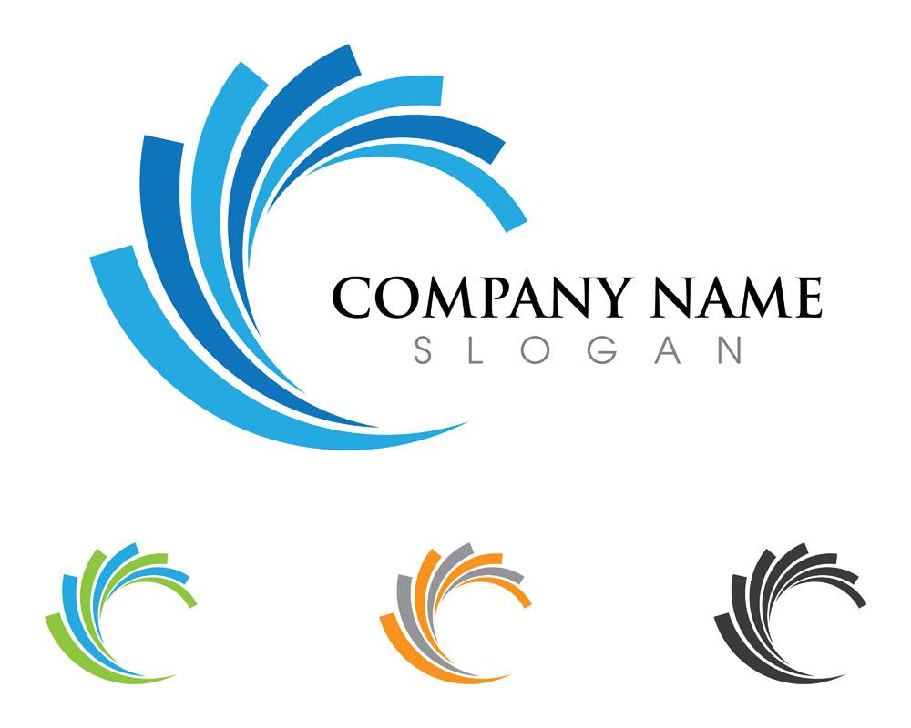 创意公司logo设计图片