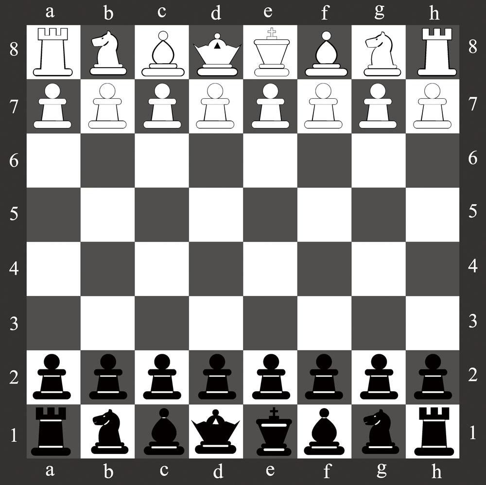 其他 黑白棋盘,格子棋盘,国际象棋,象棋,棋子,其他,生活百科,矢量素材图片