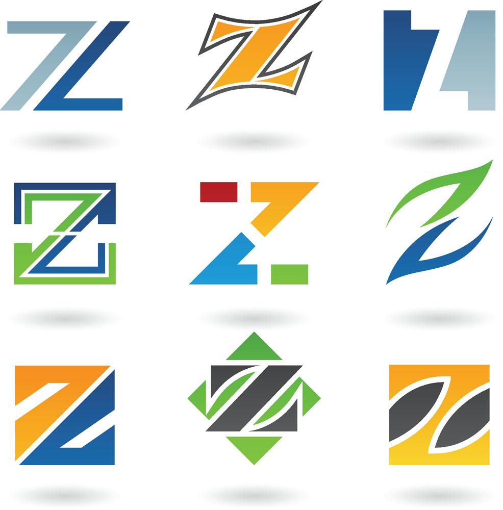 创意字母z标志设计图片下载,字母logo设计,字母z标志设计,创意logo图片