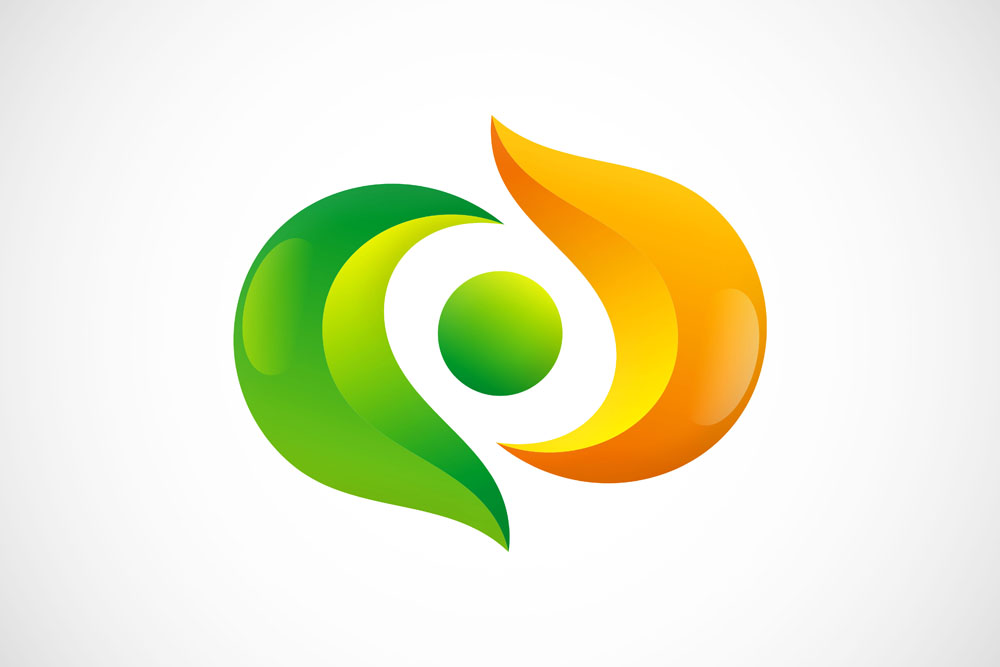 logo_立体logo图形图片