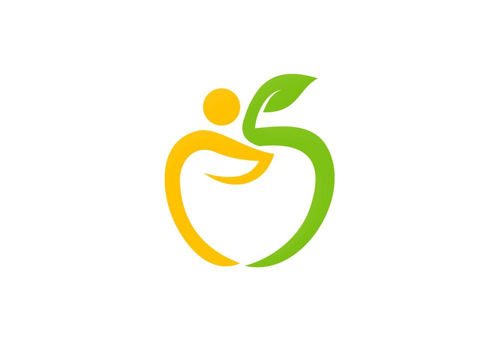 苹果logo设计图片