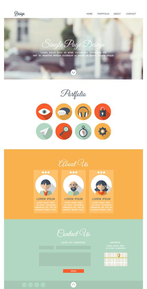网页模板,网页界面设计,网站设计,网站模板,按钮图标,时尚网页,留言板图片