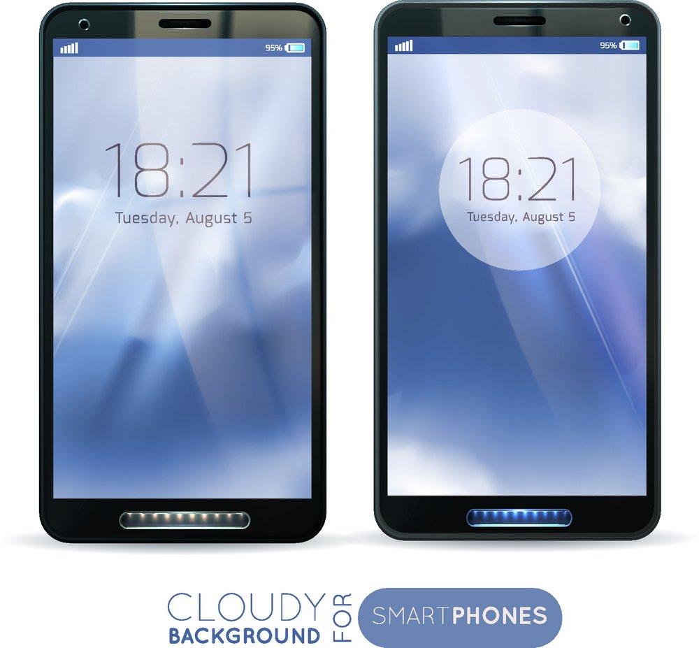 集图网 矢量素材 现代科技 其他 手机锁屏,手机界面,手机屏幕,手机图片