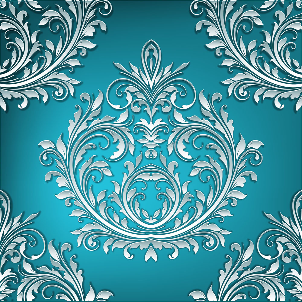 欧式立体花纹图片图片