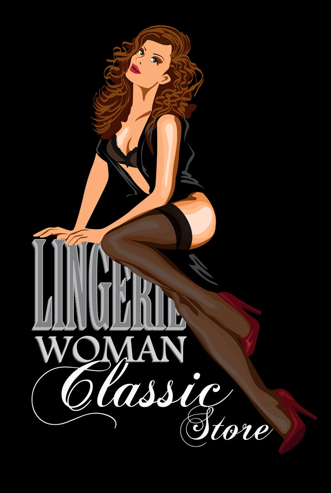 性感丝袜美腿美女,性感女人,丝袜美腿,卡通女人,卡通美女,女性插画图片