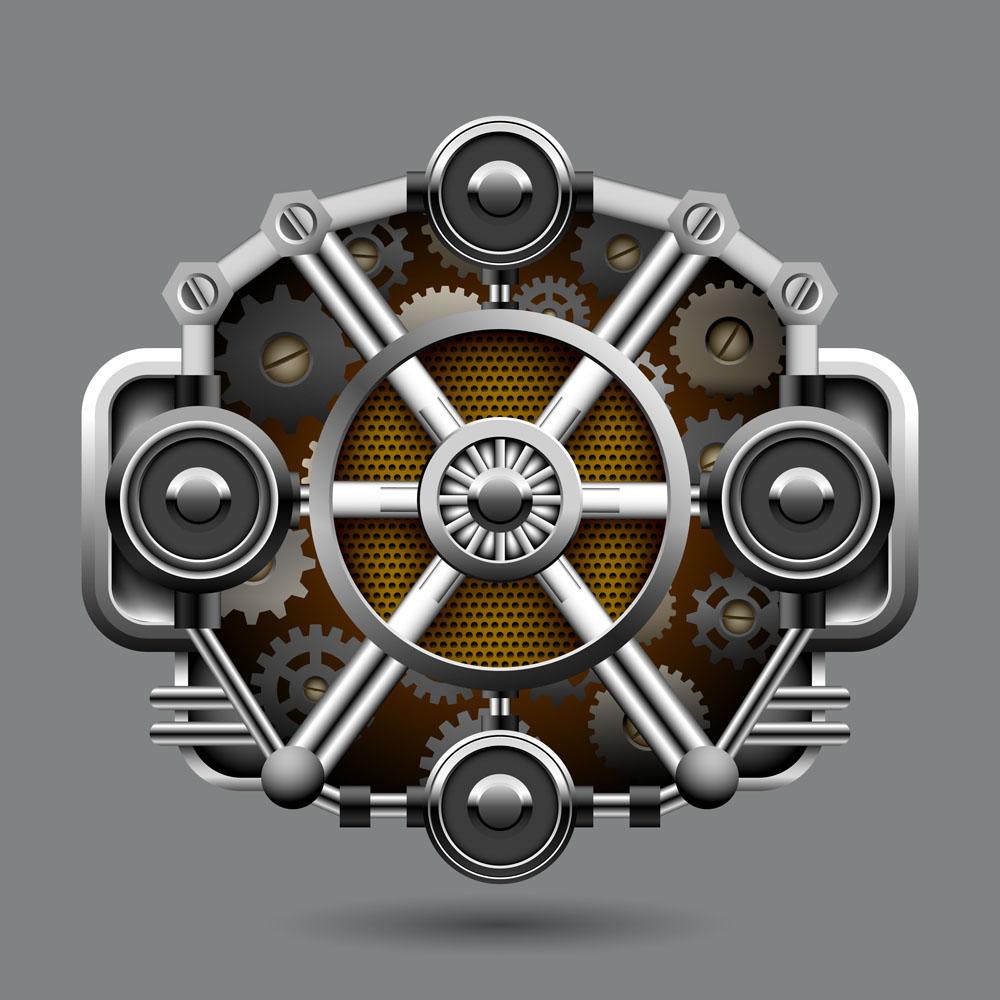 机械�9b�9�^�� _机械齿轮背景图片