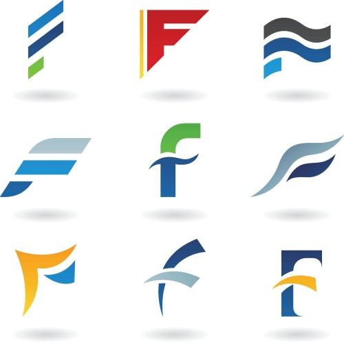 �yf�y.�����i�_创意f字母标志设计图片