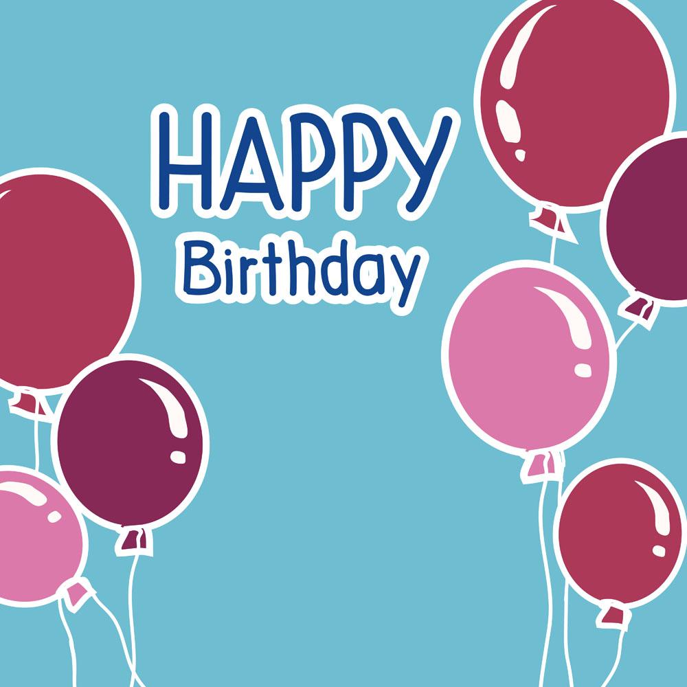 生日��.d9chz`&�b�9f_卡通生日气球背景图片