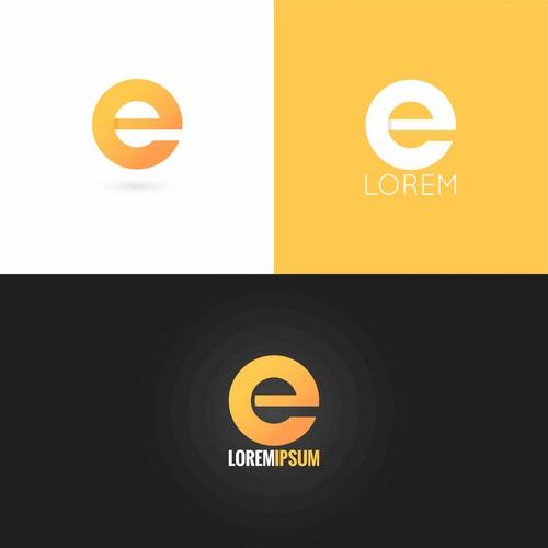 e�kiڎJt_字母e标志设计图片
