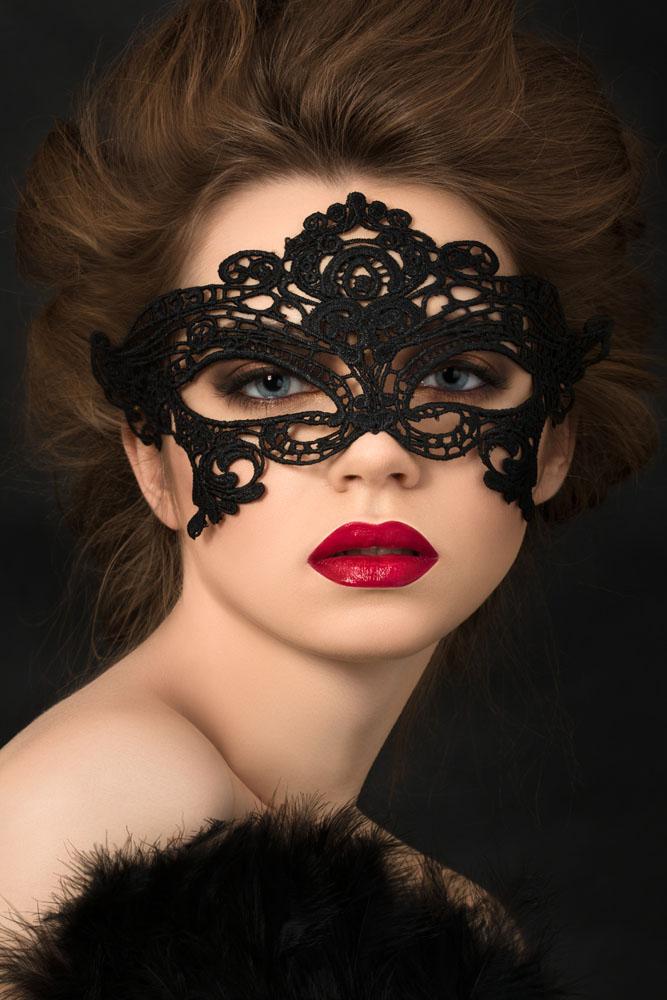 带着面具的性感女人 图片素材下载-女性女人-人物图库图片