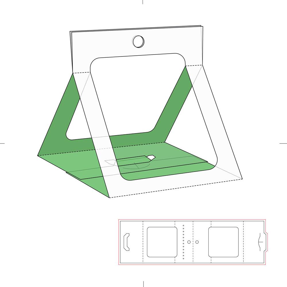 三角形盒子展开图_三角形包装盒矢量素材下载(图片ID:524964)_-其他-矢量素材_ 集图网 ...