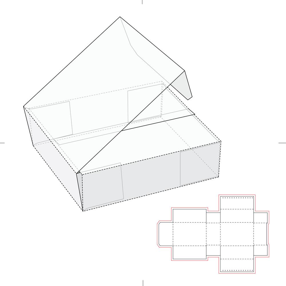 包装盒子平面展开图_方形包装盒设计矢量素材下载(图片ID:524956)_-其他-矢量素材_ 集图 ...