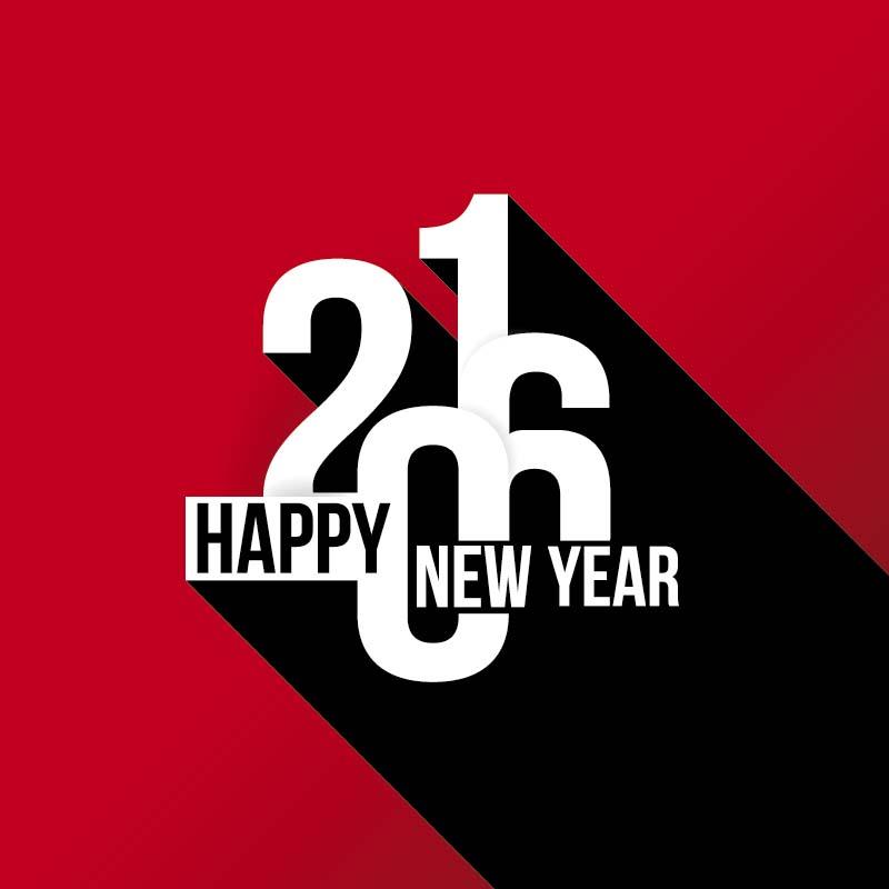 2016新年字体,新年艺术字,新年素材,2016年猴年,春节,创意2016年新图片