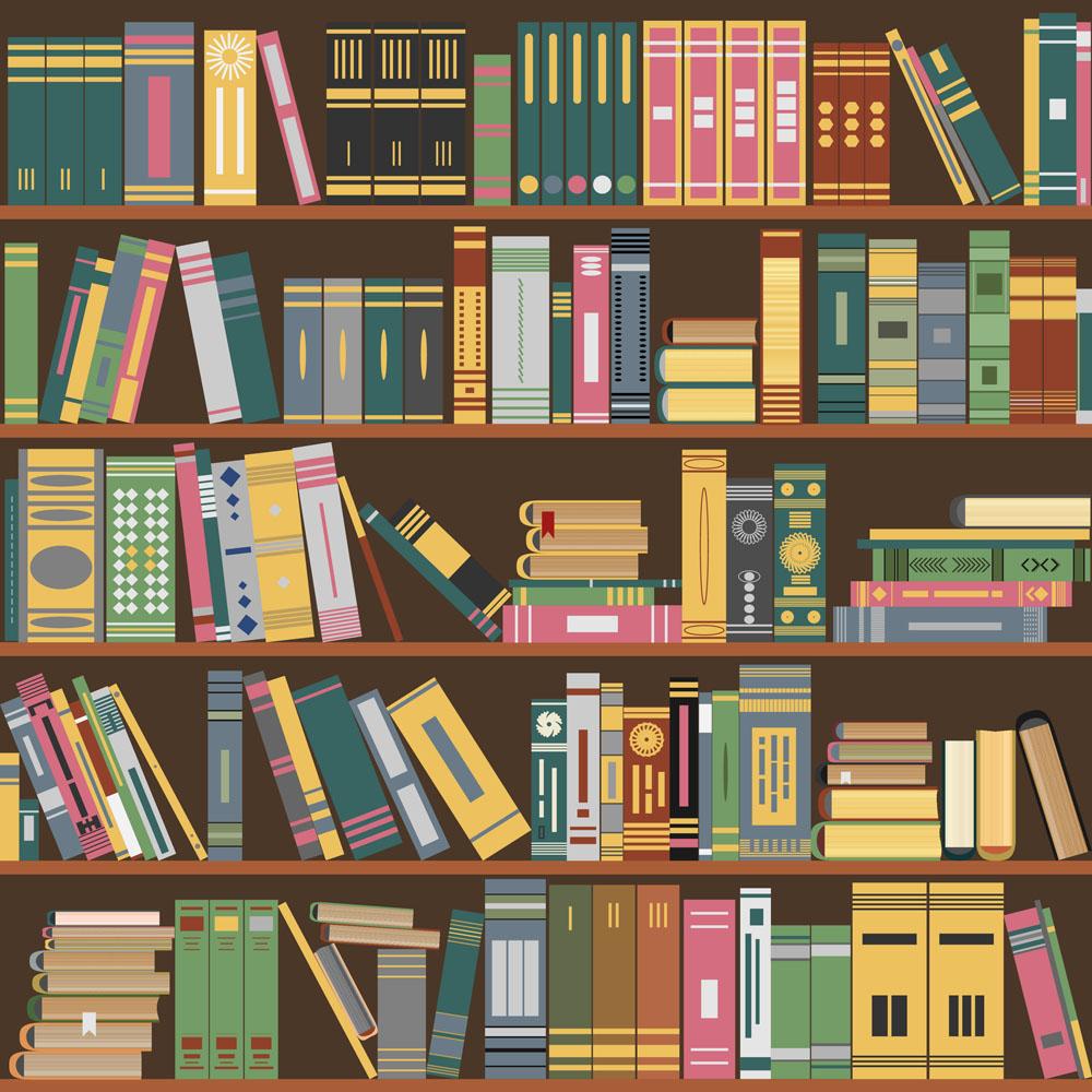 书柜怎么摆放书籍好 书在书柜上怎样放好 感人网