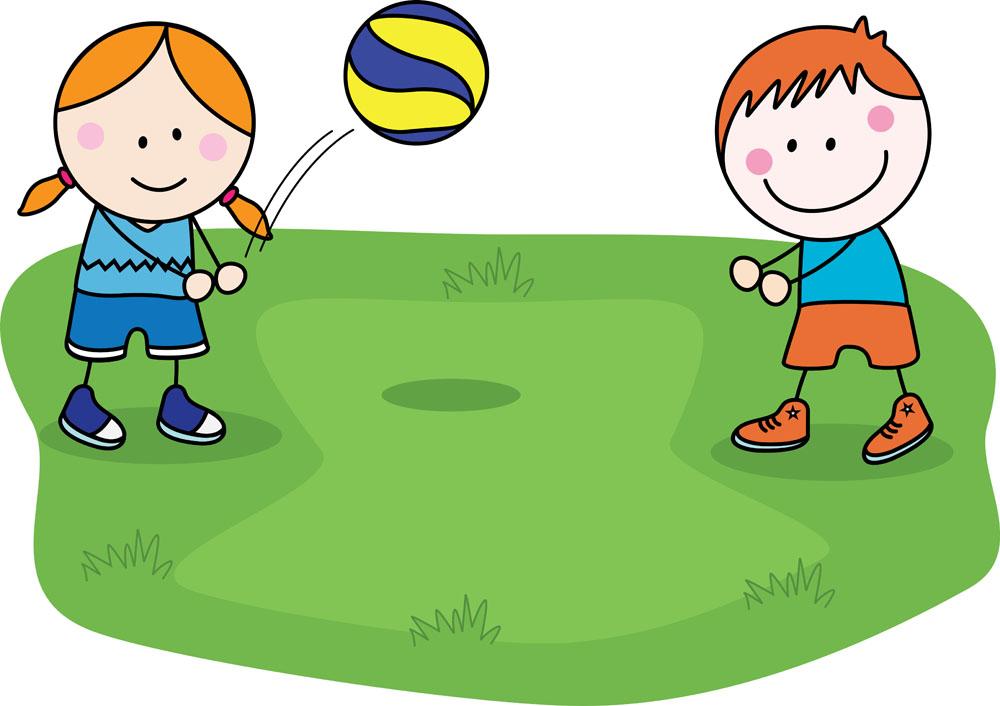 集图网 矢量素材 矢量人物 儿童幼儿 打排球的儿童图片下载,小男孩