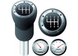 汽车档位标志_交通工具-现代科技-矢量素材 - 集图网 www.jituwang.com
