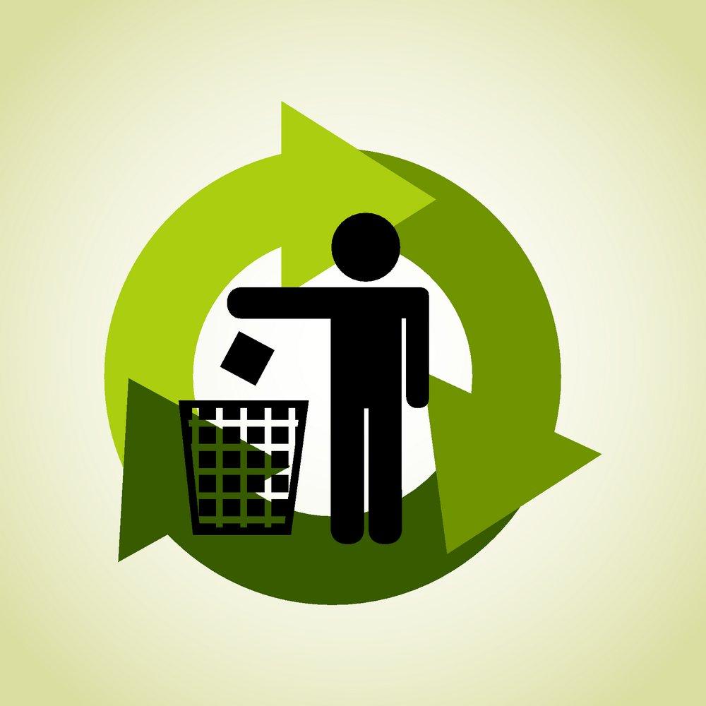 垃圾桶图标图片图片