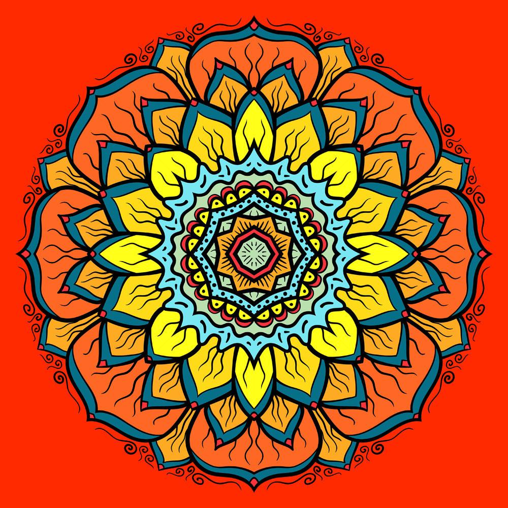 莲花图案装饰花纹图片图片