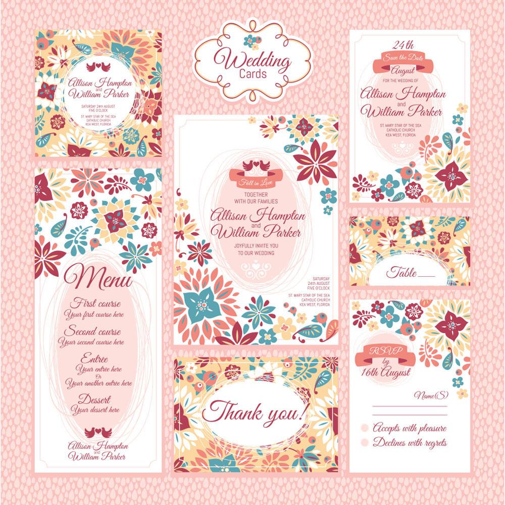 婚礼邀请函设计图片下载,婚礼邀请函,海报,展板设计,卡片,贺卡,请柬图片