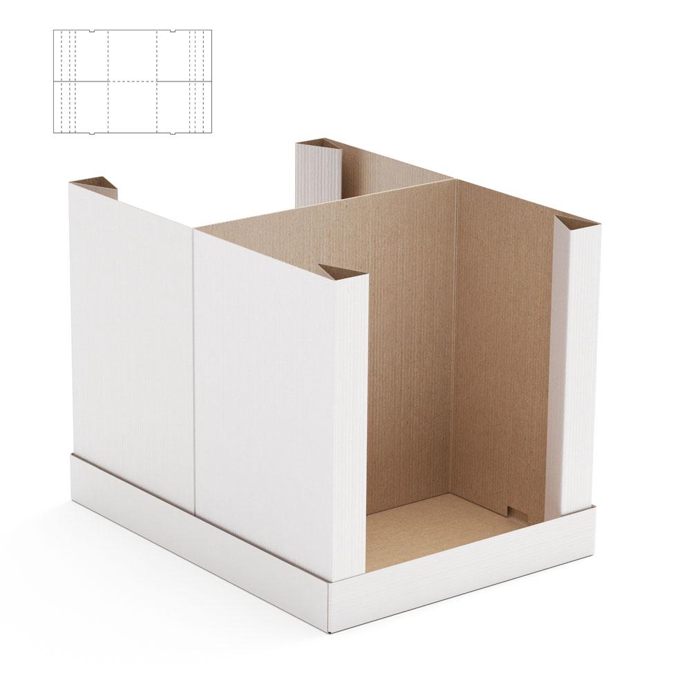 创意纸盒设计图图片
