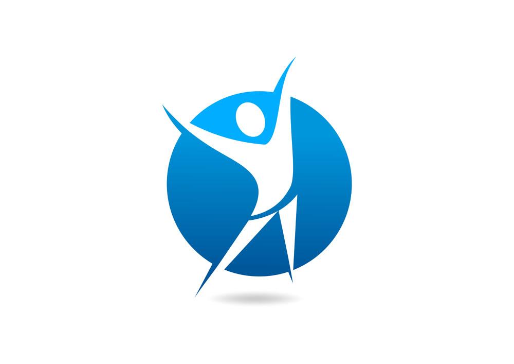 集图网 矢量素材 标志图标 行业标志 健身logo设计图片下载,健身logo图片