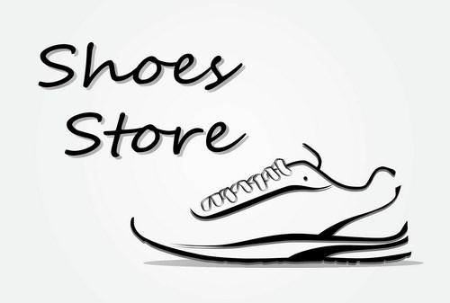 运动跑鞋logo设计图片图片