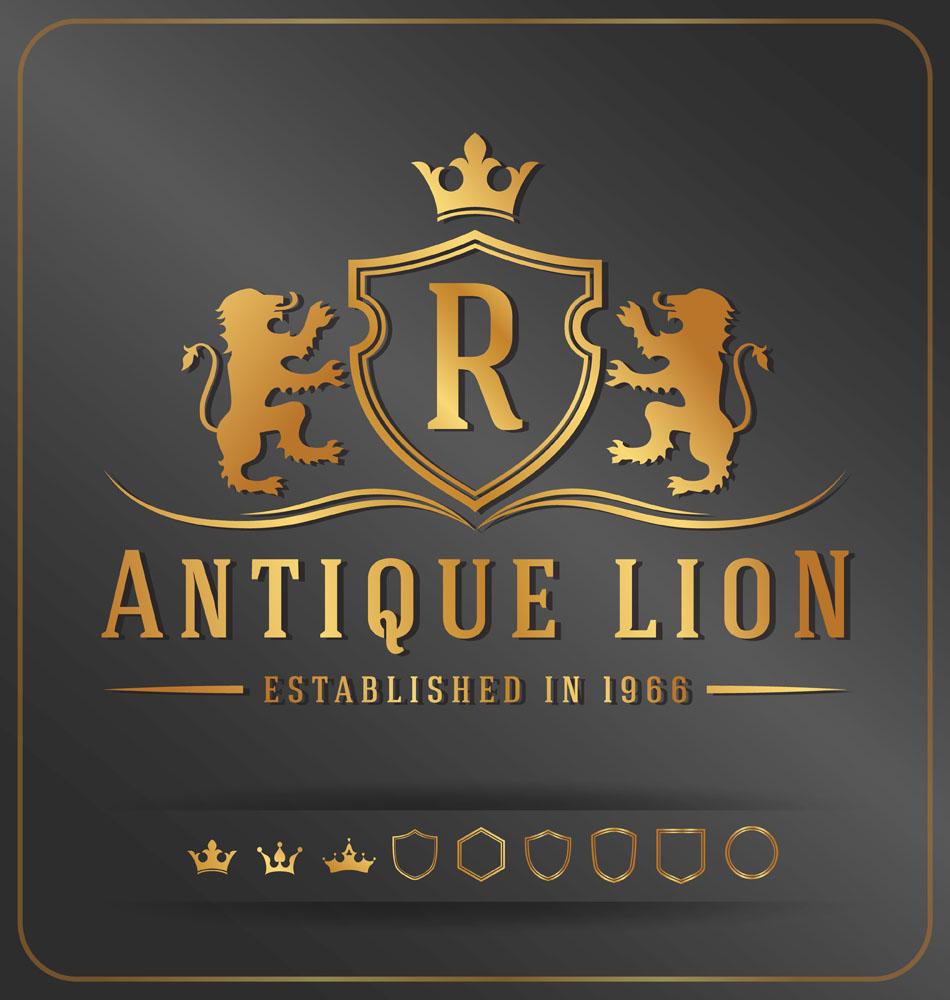 创意logo图形,几何图形标志设计,商标设计,企业logo,公司logo,狮子图片