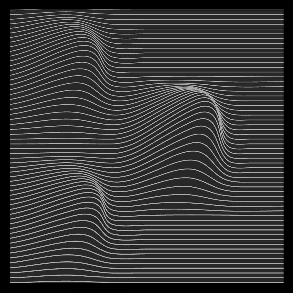 黑色立体曲线线条背景矢量素材下载-底纹背景-底纹