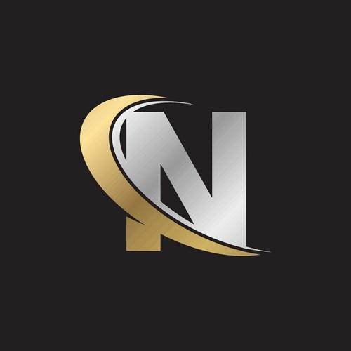 ����n<�7�}��n_字母n抽象设计图片