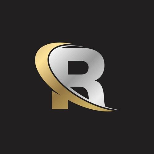 �R�V�_动感字母r设计图片