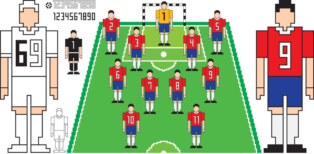位置足球位置分布图_足球还是号码电气图解队员v位置队员机械图片